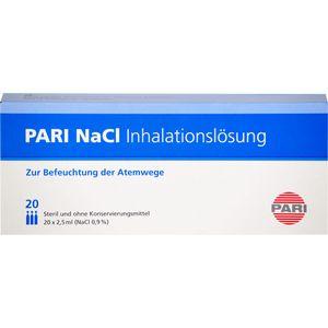 PARI NaCl Inhalationslösung Ampullen