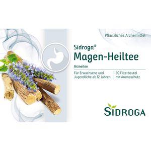 SIDROGA Magen-Heiltee Filterbeutel