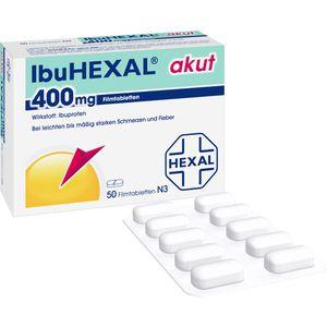 IBUHEXAL akut 400 Filmtabletten