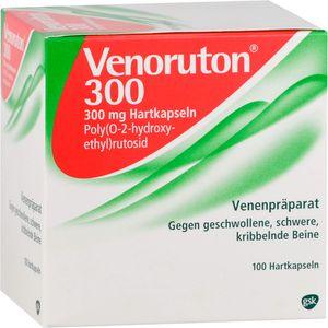 VENORUTON 300 Kapseln