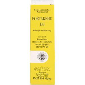 FORTAKEHL D 5 Tropfen