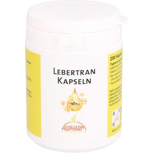LEBERTRAN KAPSELN 500 mg