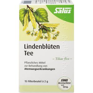 LINDENBLÜTEN ARZNEITEE Tiliae flos Bio Salus Fbtl.