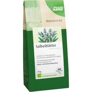 SALBEIBLÄTTER Arzneitee Salviae folium Bio Salus