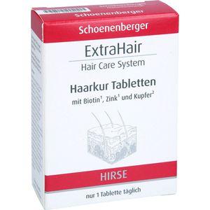 EXTRAHAIR Hair Care Sys.Haarkurtabletten Schoe.