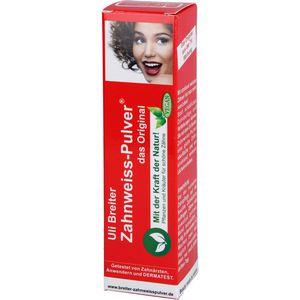 ULI BREITER Zahnweiß Pulver