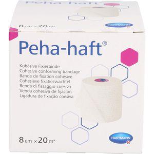 PEHA-HAFT Fixierbinde latexfrei 8 cmx20 m