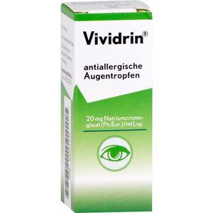 VIVIDRIN antiallergische Augentropfen