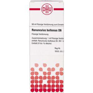 RANUNCULUS BULBOSUS D 6 Dilution