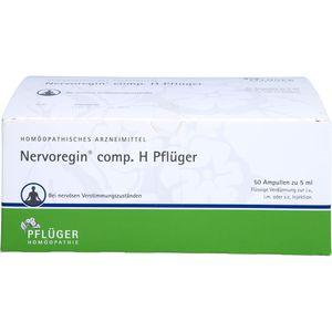 NERVOREGIN comp.H Pflüger Ampullen