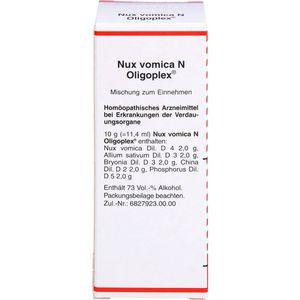 NUX VOMICA N Oligoplex Liquidum