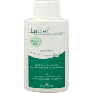 LACTEL Nr.11 Dusch Badeöl m.Mandelöl