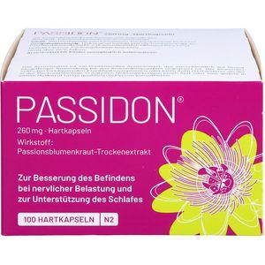 PASSIDON Kapseln