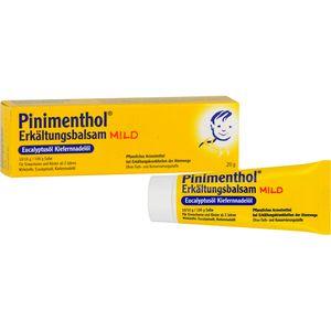 PINIMENTHOL Erkält.Balsam mild