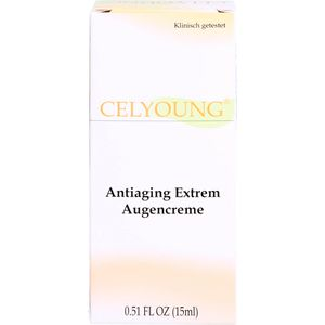 CELYOUNG Antiaging Extrem Augen Creme