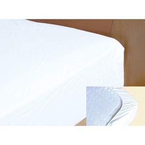 MATRATZEN SCHUTZBEZUG Folie 0,1mm 90x200cm weiß
