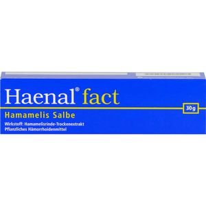 HAENAL Fact Hamamelis Salbe