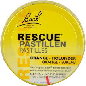 BACH ORIGINAL Rescue Pastillen Orange Holunder