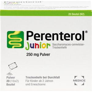 PERENTEROL Junior 250 mg Pulver Btl.