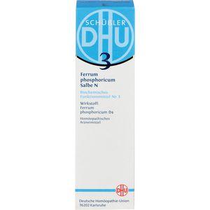 BIOCHEMIE DHU 3 Ferrum phosphoricum N D 4 Salbe