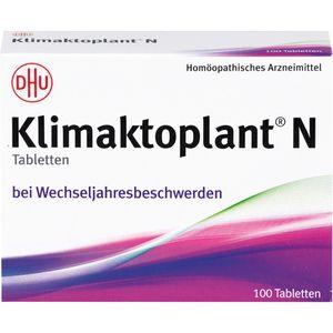 KLIMAKTOPLANT N Tabletten