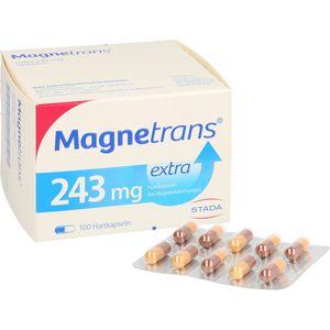 MAGNETRANS extra 243 mg Hartkapseln