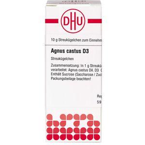 AGNUS CASTUS D 3 Globuli
