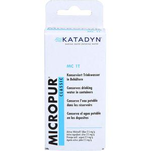 MICROPUR Classic MC 1T Tabletten
