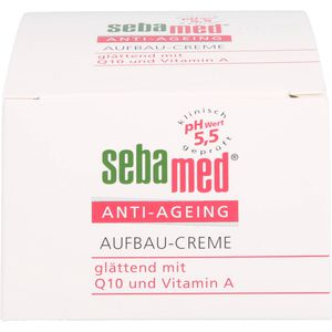 SEBAMED Anti-Ageing Aufbaucreme Q10 Tiegel