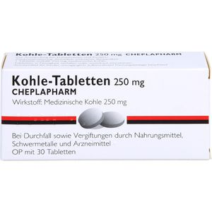 KOHLE Tabletten