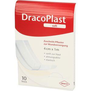 DRACOPLAST Soft Pflaster 4 cmx1 m