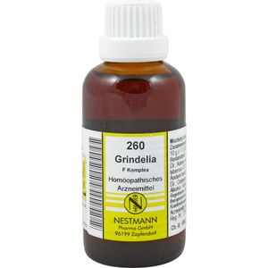 GRINDELIA F Komplex Nr.260 Dilution