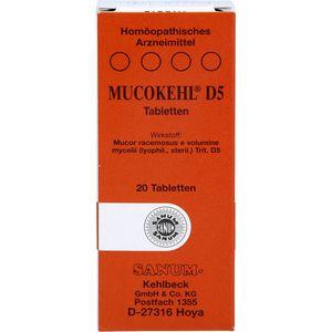 MUCOKEHL Tabletten D 5