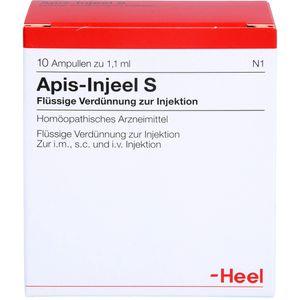APIS INJEEL S Ampullen