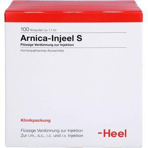 ARNICA INJEEL S Ampullen