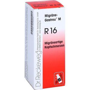 MIGRÄNE-GASTREU M R16 Mischung