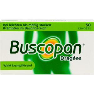 BUSCOPAN Dragees