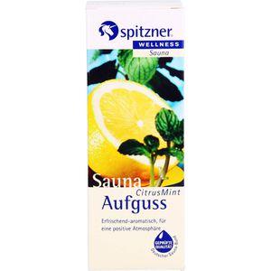 SPITZNER Saunaaufguss Citrus Mint Wellness