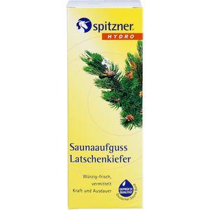 SPITZNER Saunaaufguss Latschenkiefer Hydro