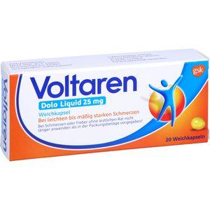 VOLTAREN Dolo Liquid 25 mg Weichkapseln