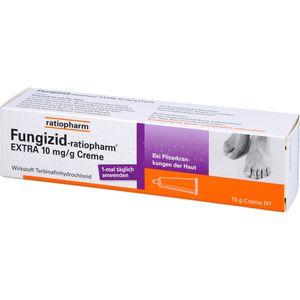 FUNGIZID-ratiopharm Extra Creme