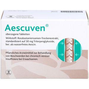 AESCUVEN überzogene Tabletten