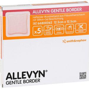 ALLEVYN Gentle Border 12,5x12,5 cm Schaumverb.