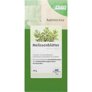 MELISSENBLÄTTER Arzneitee Melissae fol.Bio Salus
