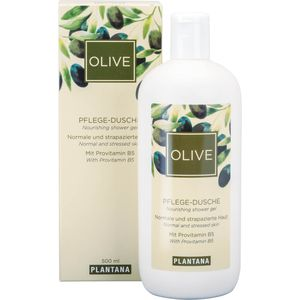 PLANTANA Olive Butter Pflege Duschbad