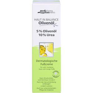 HAUT IN BALANCE Olivenöl Fußcr.5%Oliven.10%Urea