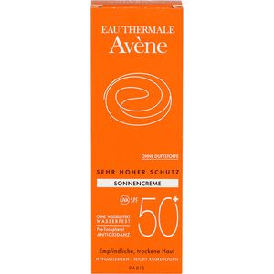 AVENE SunSitive Sonnencreme SPF 50+ o.Duftst.
