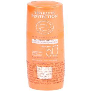 AVENE SunSitive Sonnenstick SPF 50+ empf.Hautp.