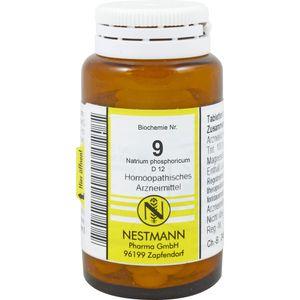 BIOCHEMIE 9 Natrium phosphoricum D 12 Tabletten