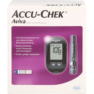 ACCU CHEK Aviva III Set mg/dl